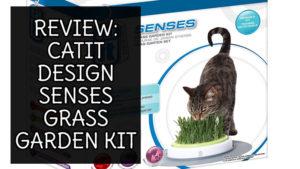 REVIEW: Catit Design Senses Grass Garden Kit