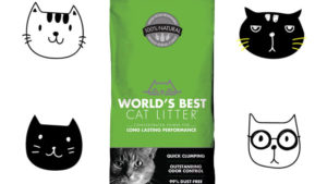 REVIEW: World's Best Cat Litter (Single Cat)