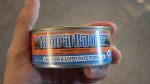 REVIEW: NATURAL BALANCE Chicken & Liver Paté Formula